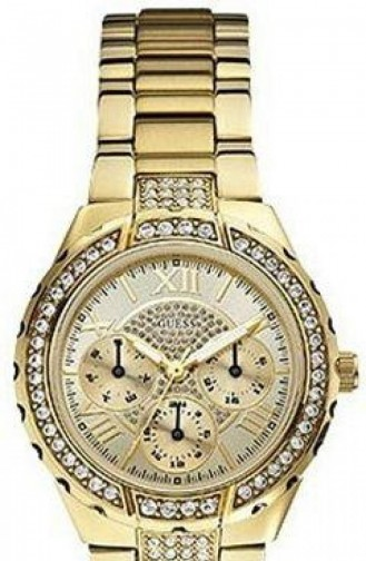 Guess Women´s Wristwatch Guw0111L2 0111L2