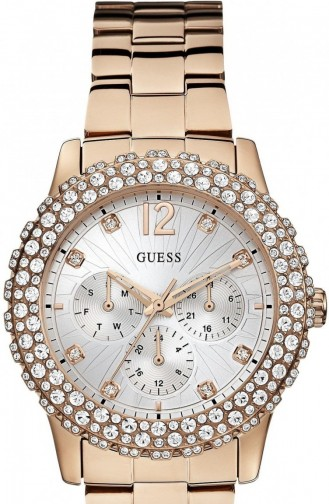 Guess Guw0335L3 Women´s Hand Watch 0335L3