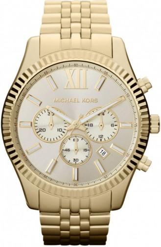 Gold Uhren 8281