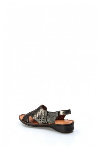 فاست ستيب حذاء بتصميم كاجوال 046Za07 1003 لون فضي 046ZA07-16781741