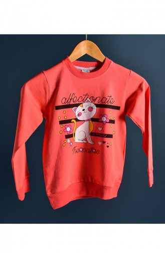 Vermillion Baby and Kids Sweatshirt 123-4
