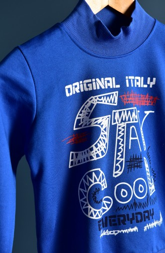 Indigo Baby and Kids Sweatshirt 101-4