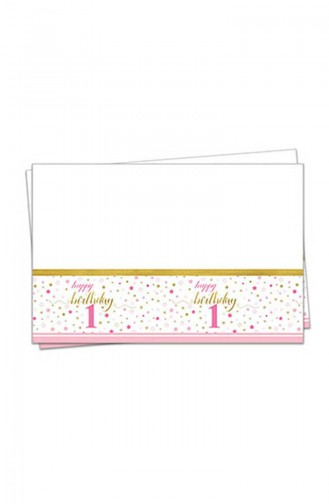 Pink Party Materials 0791