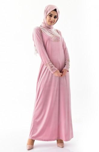 فستان باودر 0020-02