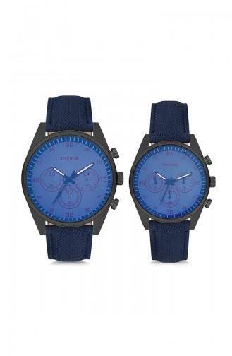 Spectrum Kombination Uhren MWSP350007 Dunkelblau 350007