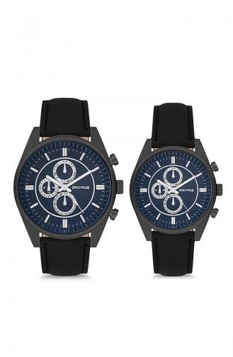 Spectrum Kombination Uhren MWSP350014 Schwarz 350014
