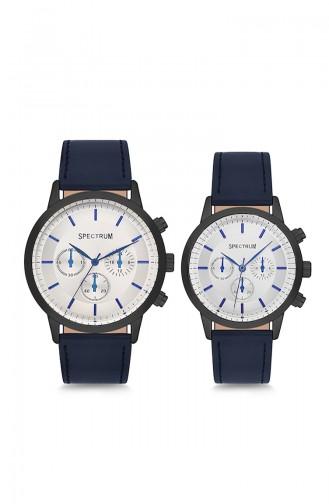 Spectrum Kombination Uhren MWSP350020 Schwarz 350020