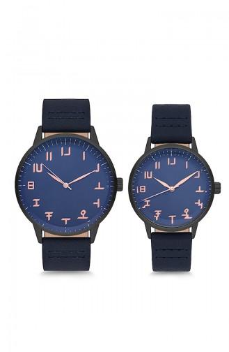 Spectrum Kombination Uhren MWSP350024 Dunkelblau 350024