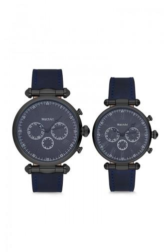 Navy Blue Watch 350033