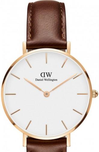 Brown Watch 00100175