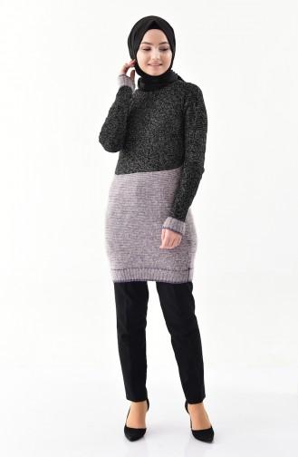 Purple Sweater 8501-07