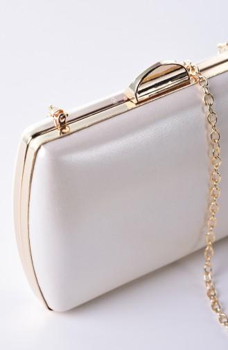 Nacre Portfolio Hand Bag 0276-03