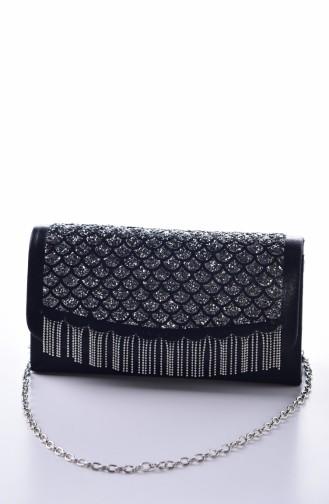 حقيبة يد أسود 0317-01