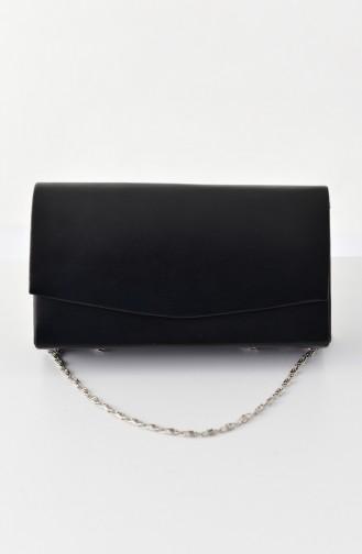 Black Portfolio Hand Bag 0474-05