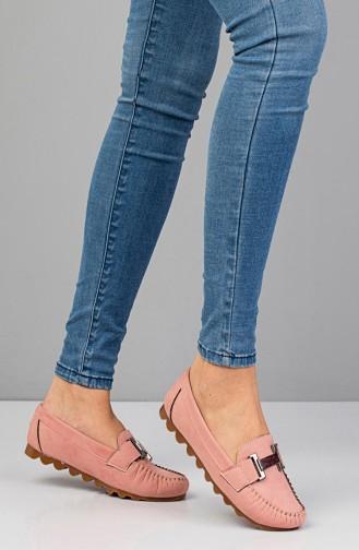 Powder Woman Flat Shoe 2021-04