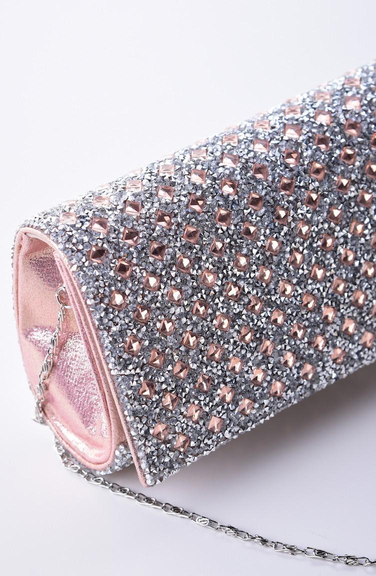 e1f29dad74324 Powder Portfolio Hand Bag 0425-04