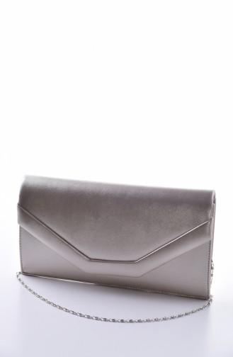 Light Gold Portfolio Hand Bag 0440-01