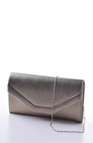 Bronze Portfolio Hand Bag 0440-02