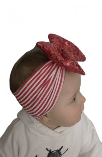 القبعات والباندانا أحمر 024