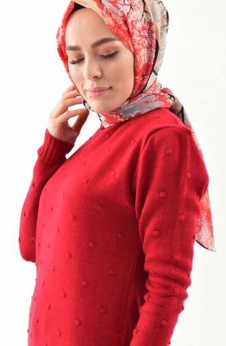 Red Sweater 2117-03