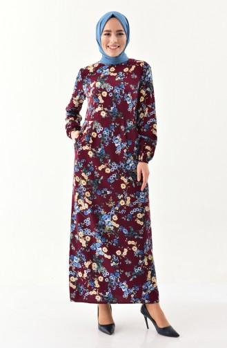Damson Dress 2043-02