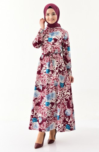 Damson Dress 2048-03