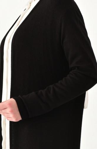 CAVANE Seasonal Cardigan 7492-01 Black 7492-01