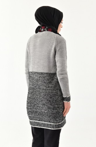 Gray Sweater 8501-08
