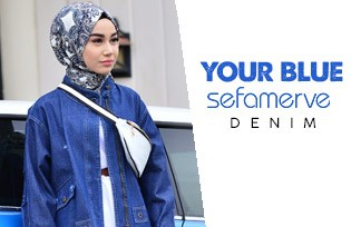 Your Blue Sefamerve Denim