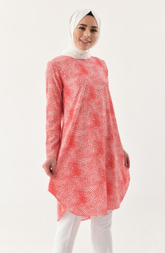 Red Tunic 3070-03