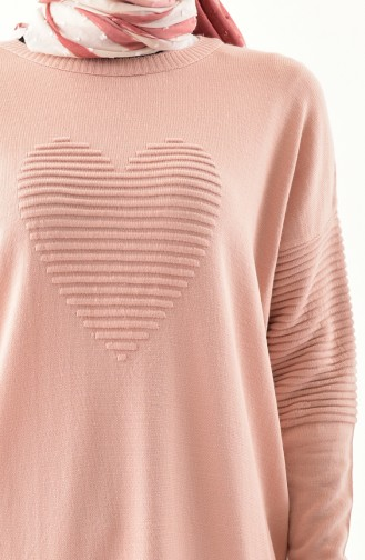 Knitwear Sweater 9006-02 Powder 9006-02