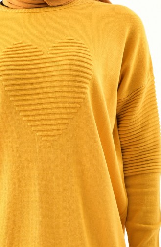 Knitwear Sweater 9006-05 Mustard 9006-05