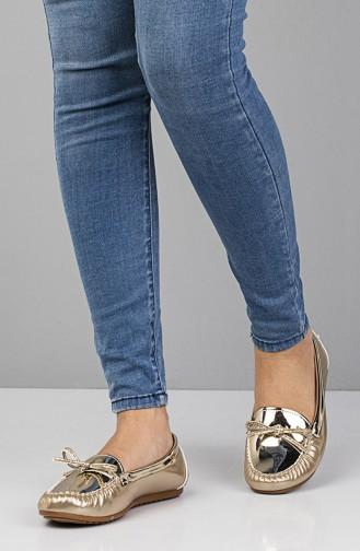 Dame Ballerina 3110 Gold 3110