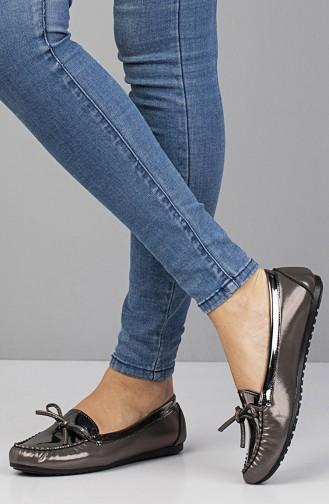 Women Flat Shoes Ballerina 3110 Playinum 3110