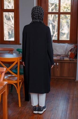 Reglan Kol Tunik 8122-08 Siyah