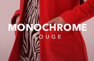 Monochrome Kırmızı