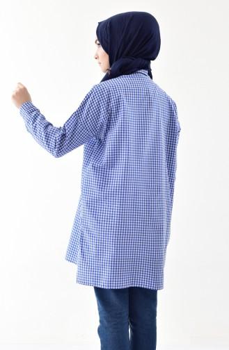 قميص أزرق 5228-01