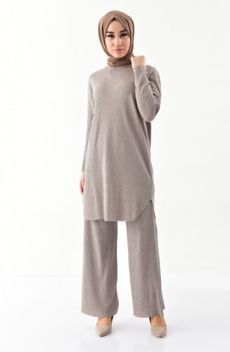 Tunic Pants Binary Suit  3311-08 Mink 3311-08