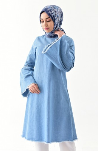 Jeans Blue Tunic 4067-02