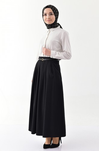 Belt Skirt 0401-04 Black 0401-04