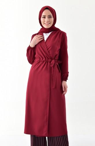 Claret red Cape 5589-02