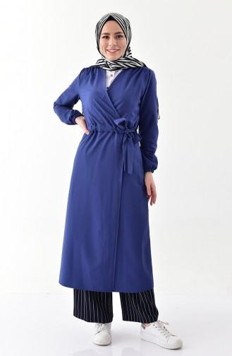 Pantalon Bleu Marine 1018-01