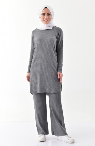 Tunic Pants Binary Suit 3311-10 Gray 3311-10