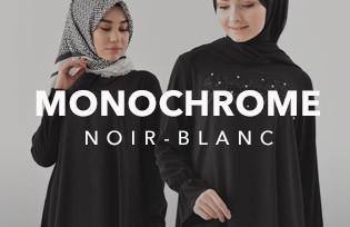 Monochrome Siyah Beyaz