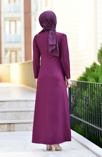 Damson Dress 4508-03