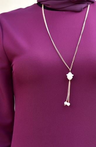 Necklace Dress 4508-03 Plum 4508-03