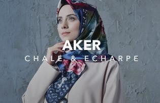 Aker Châle et Echarpe