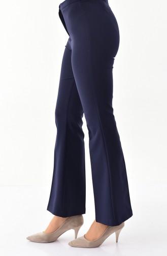 BURUN     Spanish Trousers 0161-01 Navy Blue 0161-01