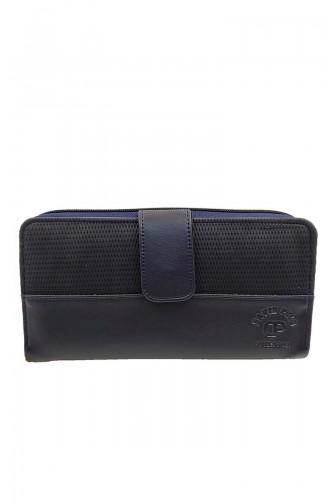 Women´s Wallet DVP10-04 Navy 10-04