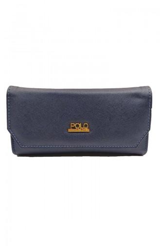 Women´s Wallet DVP11-04 Navy 11-04